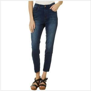 Vintage America highrise skinny jeans sz 10P / 30